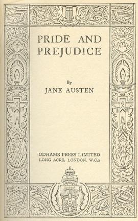 Orgullo y prejuicio_Jane Austen