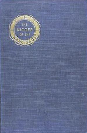 El negro del Narcissus. Joseph Conrad