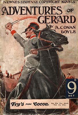 Hazañas y aventuras del brigadier Gerard. Arthur Conan Doyle