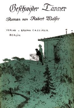 Los hermanos Tanner. Robert Walser